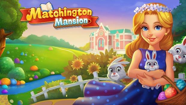 تحميل لعبة matchington mansion