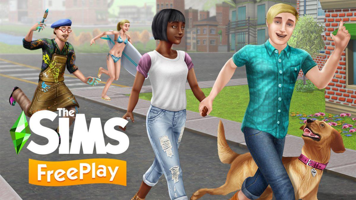 رابط تحميل لعبة the sims freeplay للايفون 2021
