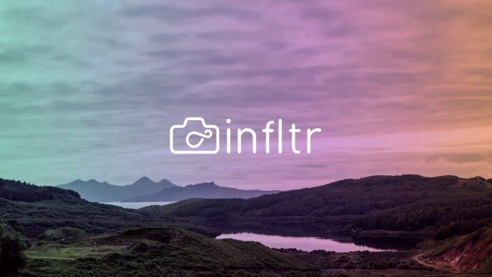 تحميل برنامج infltr بلس للايفون 2021 مجانا